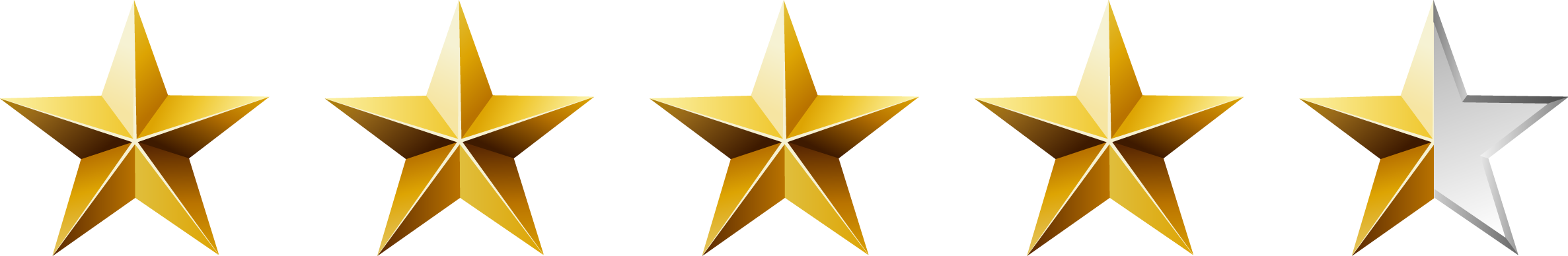 Image result for 4+ stars