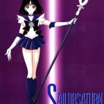 SailorSaturn glaive